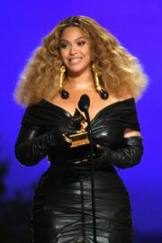 Beyonce attended 2021 Grammy Awards in Los Angeles 03/14/2021 7