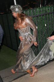 Beyonce attends Grammy After Party at Giorgio E Baldi in Beverly Hills 03/14/2021 1