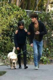 Camila Cabello and Shawn Mendes Hiking with Their Dog in Los Angeles 03/21/2021 1