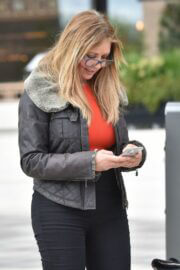 Carol Vorderman Stylish Look as She is Out in London 03/09/2021 3