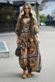 Chloe Sims is Seen on the Set of The Only Way is Essex 03/23/2021 1