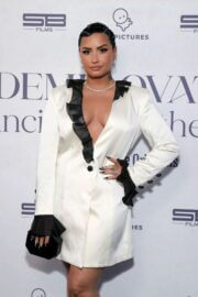Demi Lovato attends Premiere for Her New Youtube Originals Docuseries in Beverly Hills 03/22/2021 1