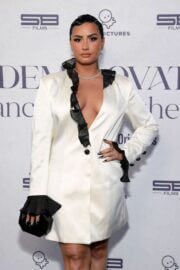 Demi Lovato attends Premiere for Her New Youtube Originals Docuseries in Beverly Hills 03/22/2021 3