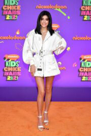 Dixie D'Amelio attends Nickelodeon's Kids' Choice Awards in Santa Monica 4