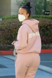 Draya Michele Steps Out for Lunch in Beverly Hills 03/11/2021 5