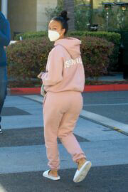 Draya Michele Steps Out for Lunch in Beverly Hills 03/11/2021 6