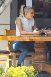 Erika Jayne Out for Lunch at Toast in West Hollywood 03/14/2021 1
