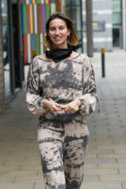Ferne McCann Out For Stephs Packed Lunch Show in Leeds 03/25/2021 2