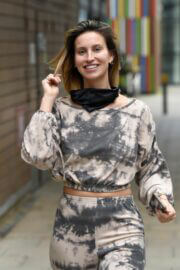 Ferne McCann Out For Stephs Packed Lunch Show in Leeds 03/25/2021 5