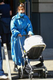 Gigi Hadid Out and About in New York 03/22/2021 5