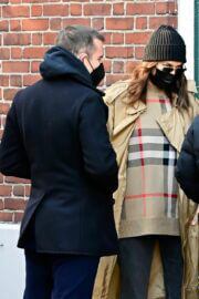 Irina Shayk and Bradley Cooper Day Out in New York 03/19/2021 2