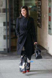 Janette Manrara Spotted at Morning Live Strictly Fitness in London 03/24/2021 4