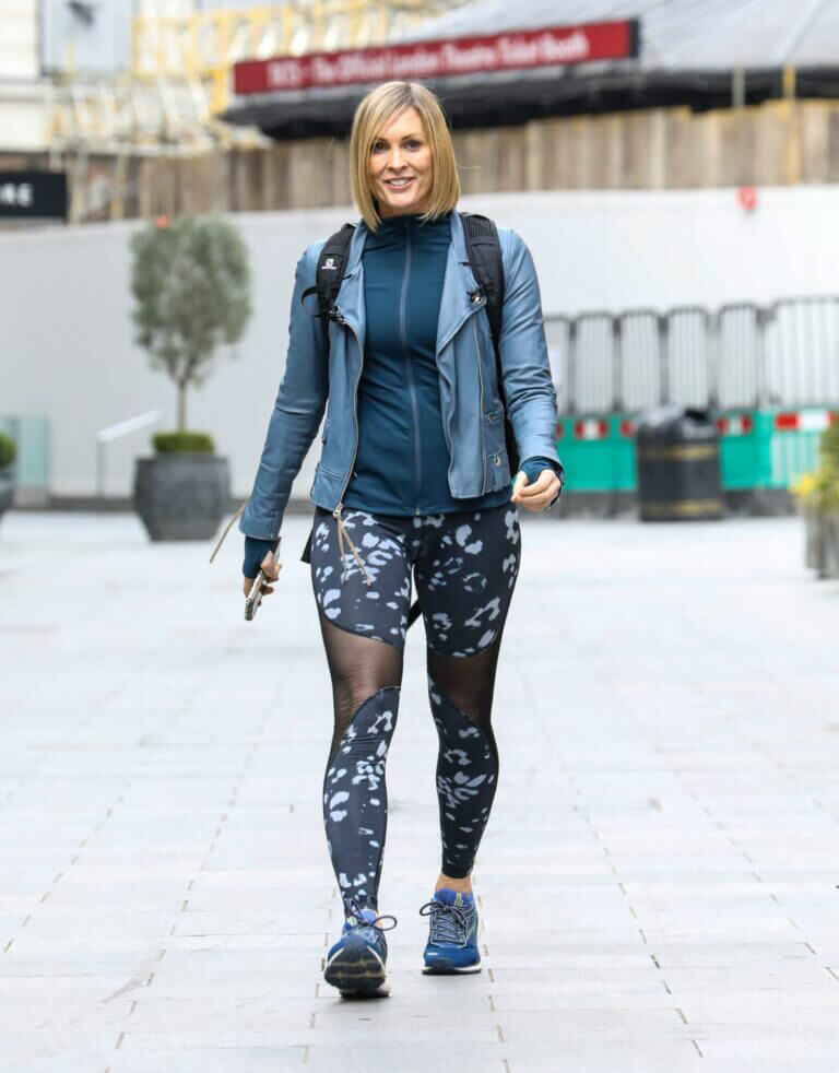 Jenni Falconer is Leaving Smooth FM Show in London 03/24/2021 1