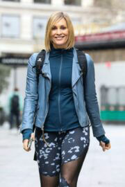 Jenni Falconer is Leaving Smooth FM Show in London 03/24/2021 2