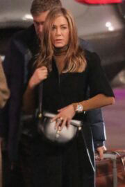Jennifer Aniston Back to Work as She seen on the Set of 'The Morning Show' in Los Angeles 03/10/2021 1