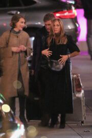 Jennifer Aniston Back to Work as She seen on the Set of 'The Morning Show' in Los Angeles 03/10/2021 2