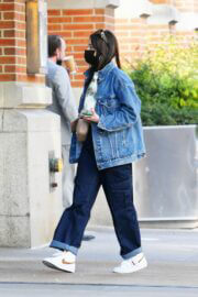 Kacey Musgraves in Double Denim Out and About in New York 03/25/2021 5