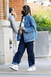 Kacey Musgraves in Double Denim Out and About in New York 03/25/2021 6
