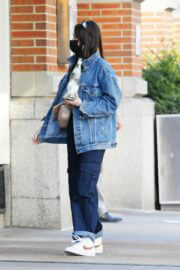 Kacey Musgraves in Double Denim Out and About in New York 03/25/2021 7