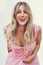 Kaley Cuoco Photoshoot for Variety The Golden Globes Issue February 2021 4