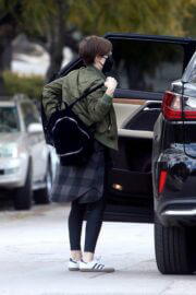 Kate Mara Seen Out in Silver Lake 03/12/2021 7