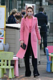 Kate Middleton Spotted at School21 in London 03/11/2021 4
