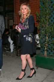 Kathy Hilton Celebrates Her Birthday and Enjoys Dinner at Mr. Chow in Beverly Hills 03/12/2021 1