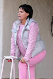 Katie Price and Carl Woods Move Out of Katie's Rented Home in Surrey 03/23/2021 4