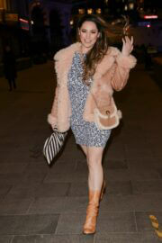 Kelly Brook at Heart Radio Studios in London 03/11/2021 4