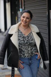 Kelly Brook Out and About in London 02/23/2021 3