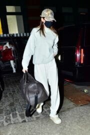 Kendall Jenner Arrived in New York 03/20/2021 1