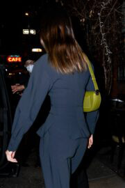 Kendall Jenner Seen at Nobu in New York 03/20/2021 5