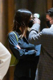 Kendall Jenner Seen at Nobu in New York 03/20/2021 6