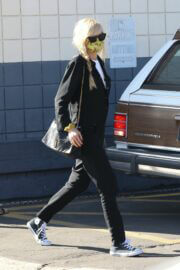 Kimberly Stewart Day Out in Los Angeles 03/24/2021 4