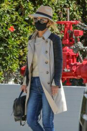 Laeticia Hallyday Day Out for Shopping in Beverly Hills 03/12/2021 7