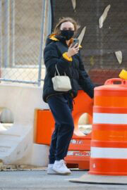 Lily-Rose Depp Day Out in New York 20/24/2021 4