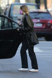 Lily-Rose Depp Out and About in New York 03/10/2021 3