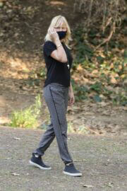 Malin Akerman Day Out at a Park in Los Angeles 02/23/2021 4