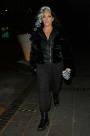 Michelle Visage Leav BBC Studios in London 03/13/2021 7