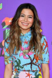Miranda Cosgrove attends Nickelodeon's 2021 Kids' Choice Awards in Santa Monica 03/13/2021 4