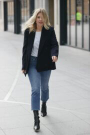 Mollie King Day Out in London 03/13/2021 2