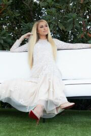 Paris Hilton Photoshoot for 2021 Grammys 03/13/2021 2