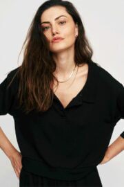 Phoebe Tonkin Photoshoot for Lesjour 2021 Collection 3