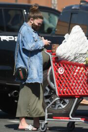 Pregnant Brittany Cartwright Out for Shopping at Target in Hollywood 02/24/2021 1