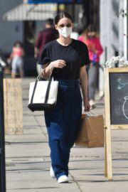 Rooney Mara Day Out for Shopping in Studio City 02/24/2021 4