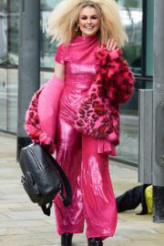 Tallia Storm is Leaving Saturday Mash Up in Salford 03/13/2021 3