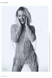 Zara Larsson On The Cover Page Of Hello Fashion Magazine, February 2021 5