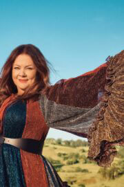 Melissa McCarthy On The Cover Page Of Instyle Magazine, April 2021 3