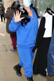 Michelle Visage Spotted at Steph's Pack Lunch Studios in Leeds 03/24/2021 3