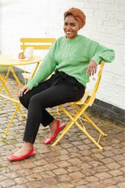 Nadiya Hussain Photoshoot For Forever Comfort Shoe Edit with Next 2021 2